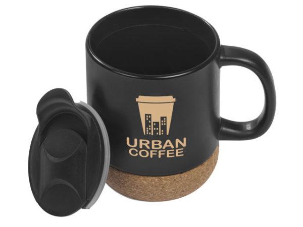 0.4L Sienna Cork Mug