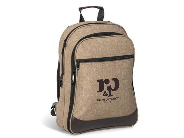 Capital Travel-Safe Tech Backpack