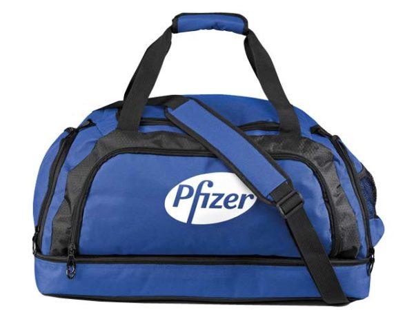 Houston Double Decker Bag