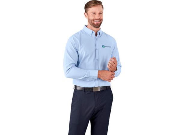 Mens Long Sleeve Nottingham Shirt