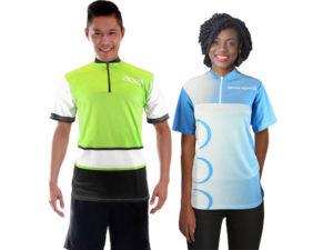 Unisex Colmar 1/2 Zip Shirt
